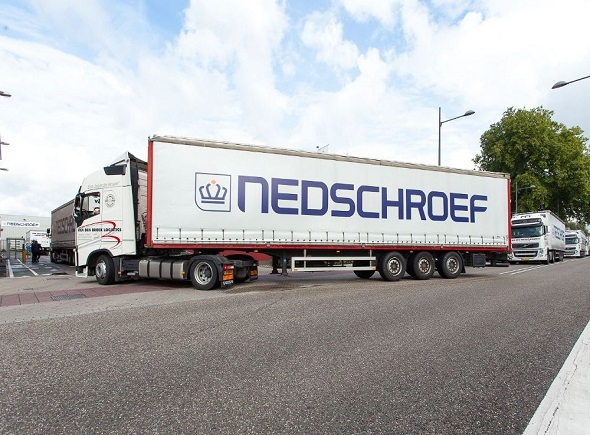 Truck Nedschroef